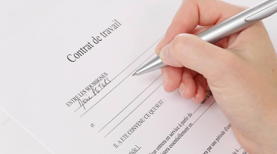 Cdi Intérimaire Contrat Hybride De L Intérim Arobase Interim