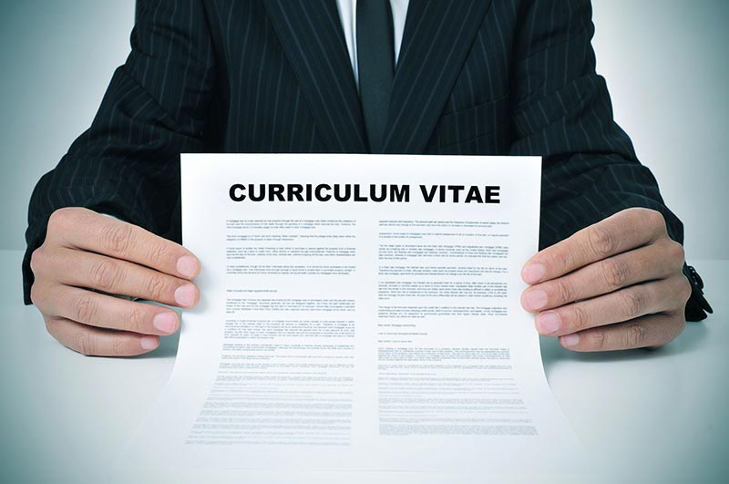 conseils pour CV